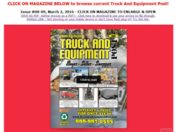 truck and equipment post magazine online ebook